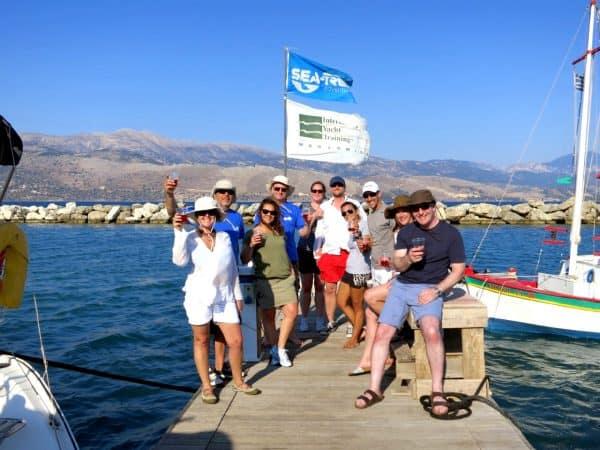 Sea Trek Sailing holidays 2016