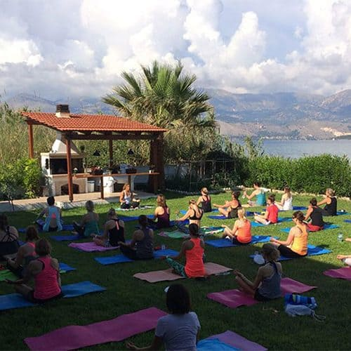 yoga and pilates greece