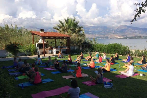 fitness holidays greece