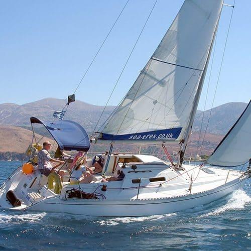 learn to sail week