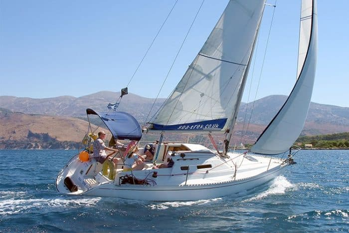 Learn to Sail Week for Single Travellers
