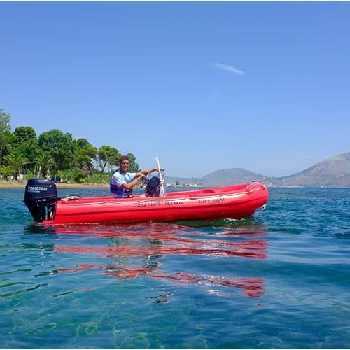 Safety is our first priority on the water