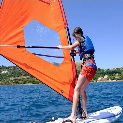 Learn to Windsurf