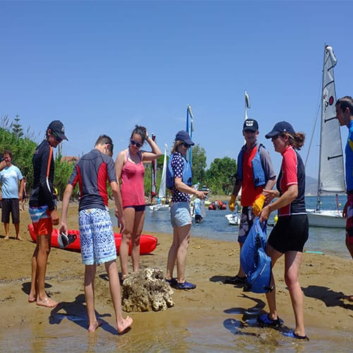 Dinghy Sailing Clinics