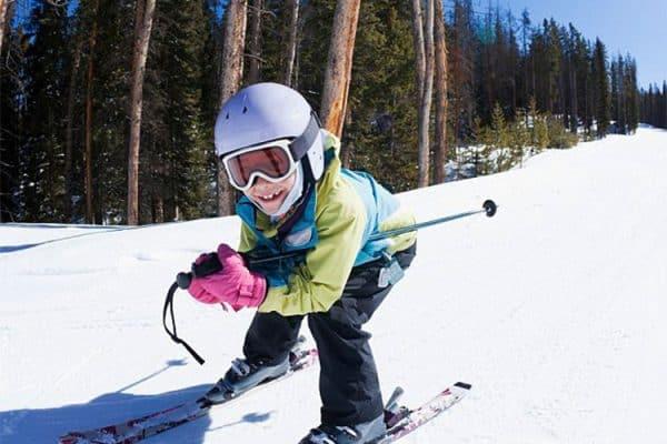 skiing in vaujany
