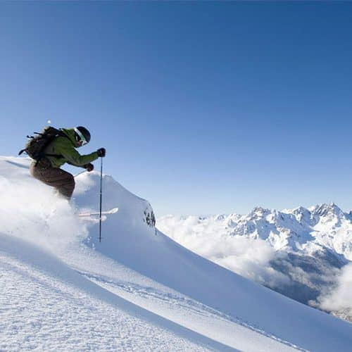 ski vaujany france