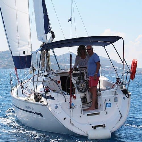 Flotilla Sailing in Kefalonia