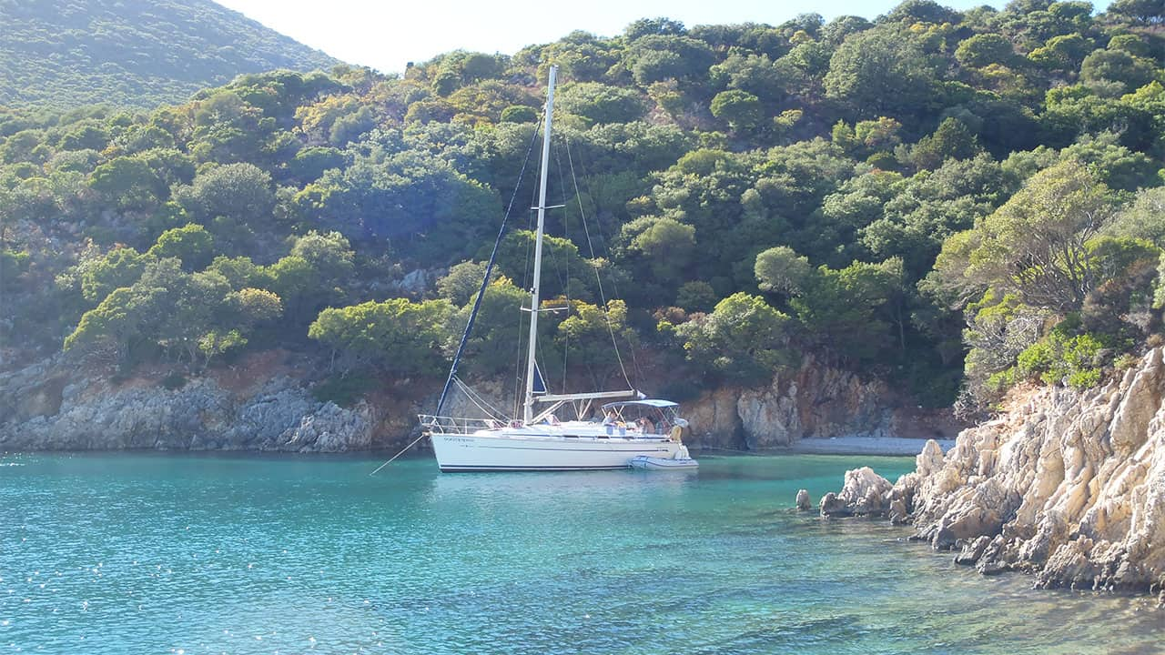Flotilla Sailing Holidays Greece