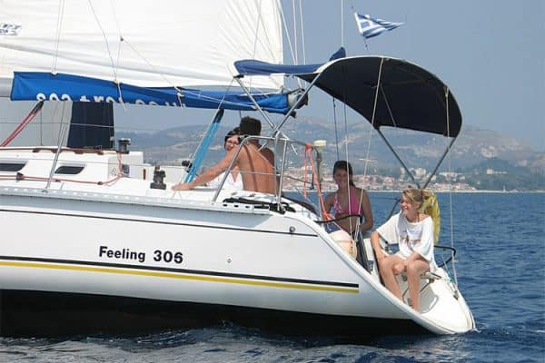 Learn To Sail Greece