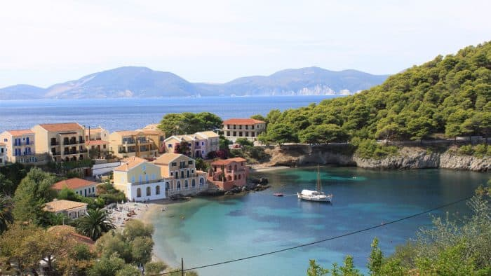 A guide to Kefalonias most beautiful beaches