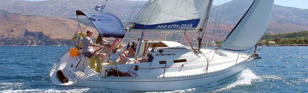 Learn to Sail holidays