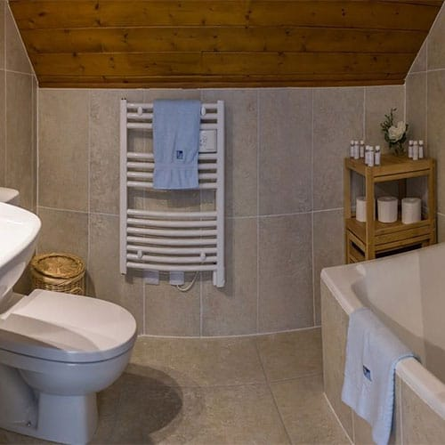 chalet lucette bathroom