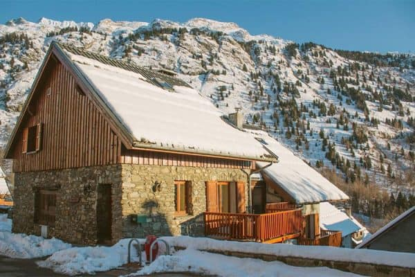 rostaing chalet