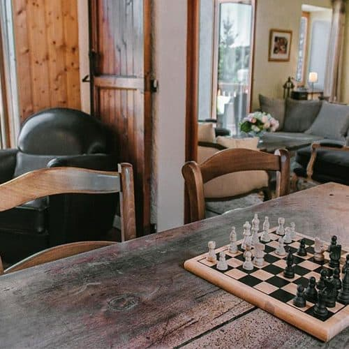 chalet rostaing chess board