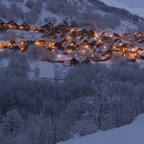 Vaujany Skiing Holidays