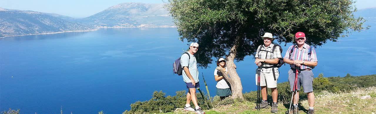 Hiking Vacations
