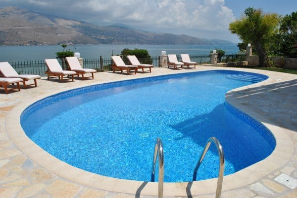Lixouri Bay Beach Club Kefalonia