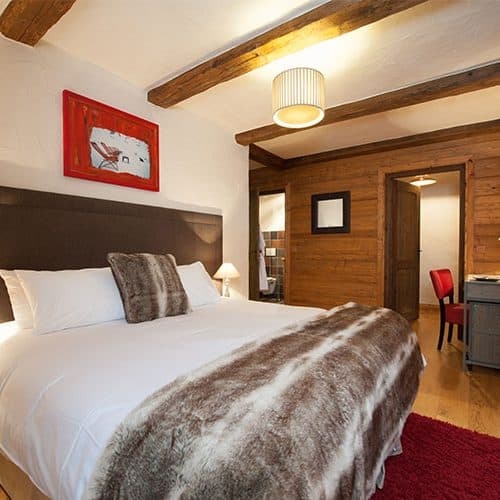 Superior quality linen and spacious bedrooms
