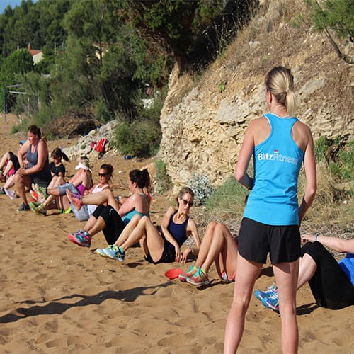 Greek fitness and pilates Holidays