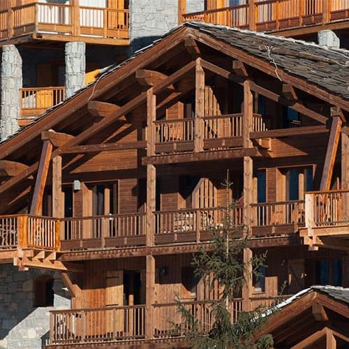 Lovely traditional chalet