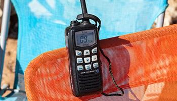 VHF safety at the beach club
