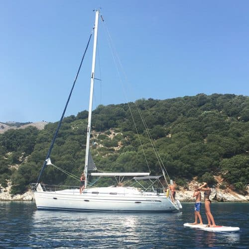 Sailing and Yachts in Greece