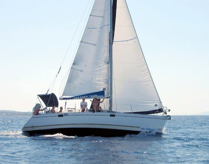 Trek Adventures Yacht Sailing Holidays