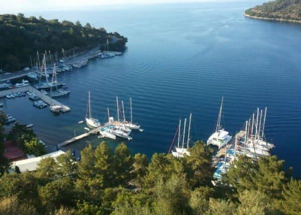 trek adventures sailing holiday