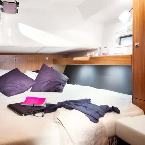 Bavaria 46 Cabin