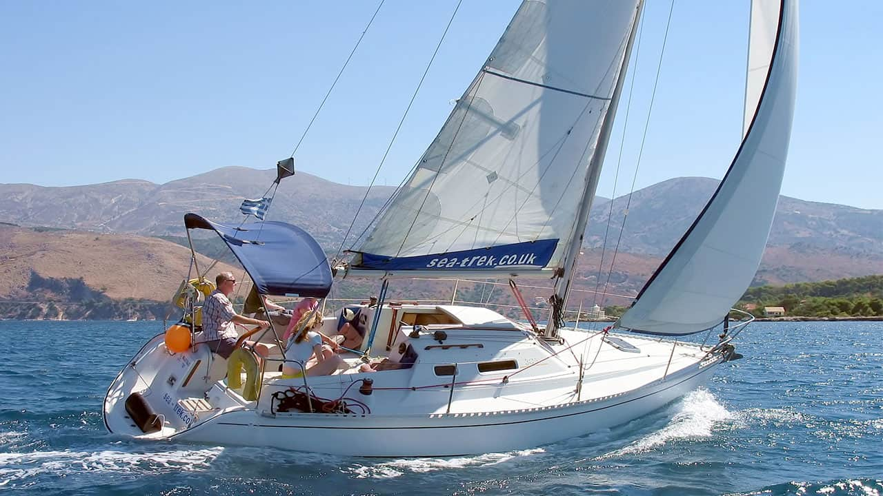 Learn to Sail on a Feeling 306