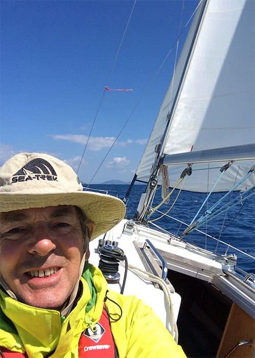 The Ionian flotilla - Spring 2017