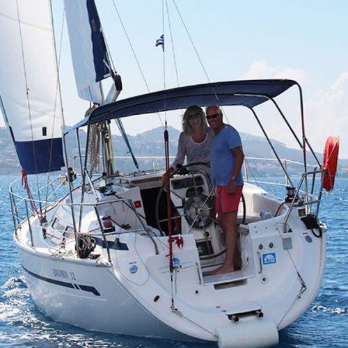 Bavaria 32 Sailing
