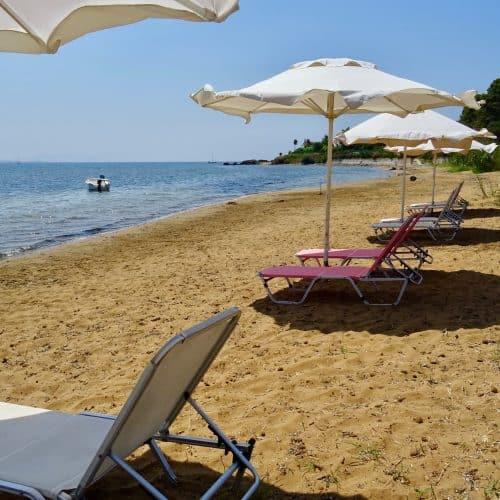 The Beach at Kostas Beach House