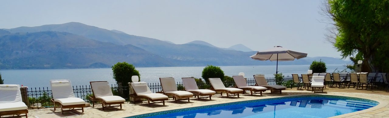 Lixouri Bay Beach Club Pool
