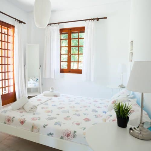 Kostas Beach House Bedroom