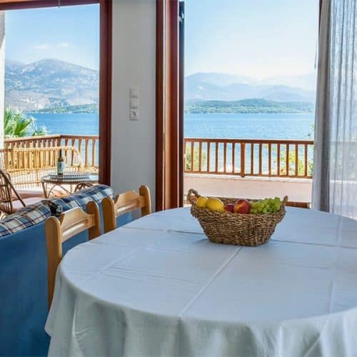Kostas Beach House Dining Upper