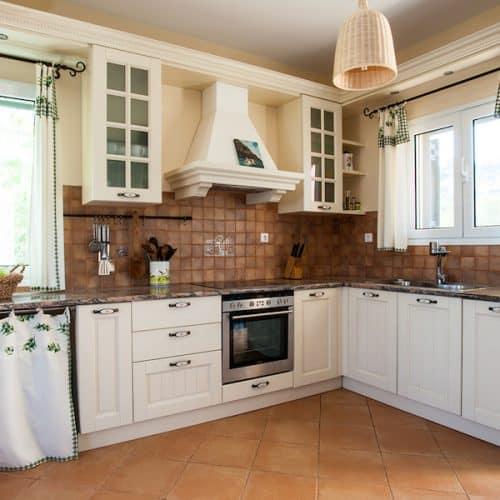 Mitis Villa Kitchen