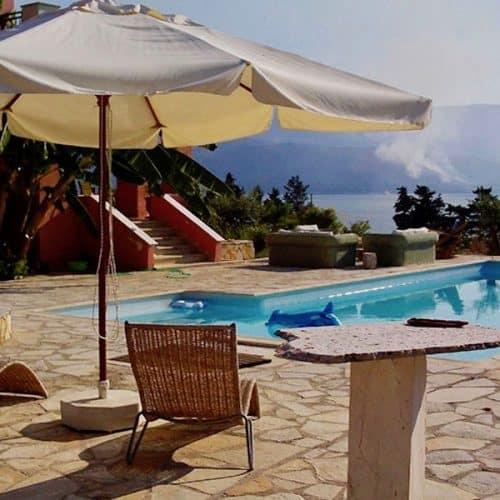 Mitis Villa Pool