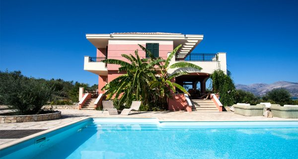 Beach Club Villa in Greece