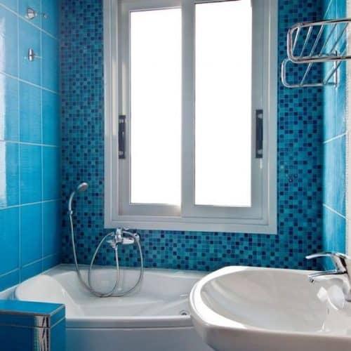 Paliki Villa Bathrooms