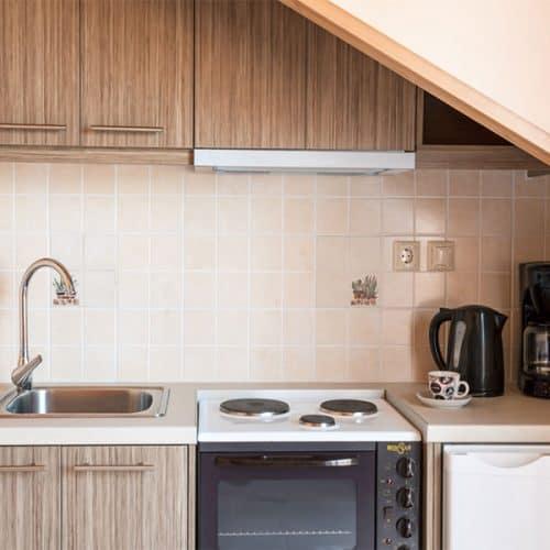 Useful kitchenette