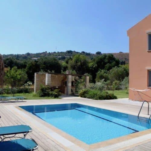 Paliki Villa Fedra Pool