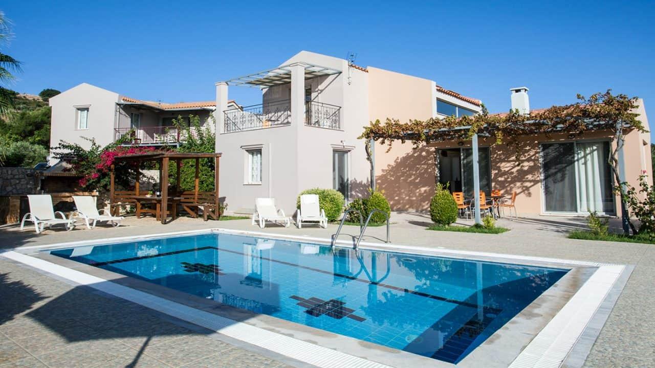 Paliki Beach Club Villa