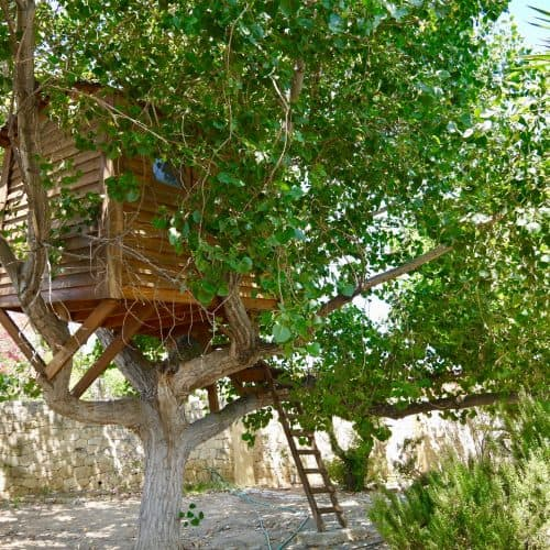 The Tree House at Nisos Beach House