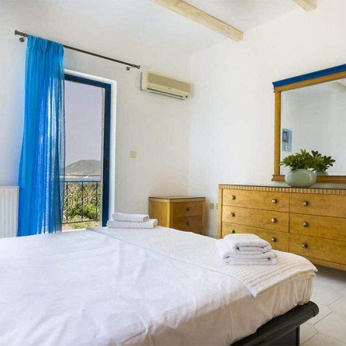 Villa Afrodite Master Bedroom
