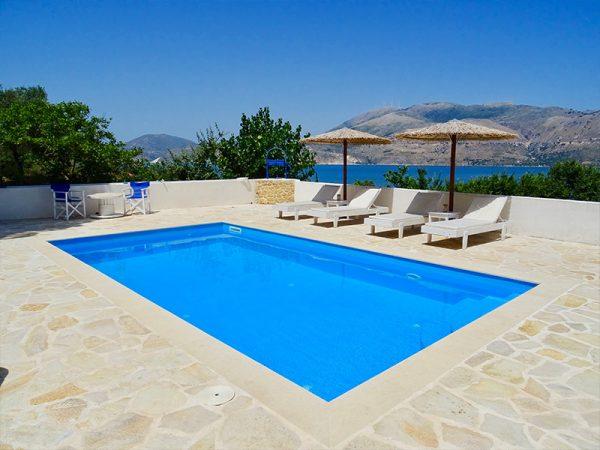 Villa Afrodite Pool