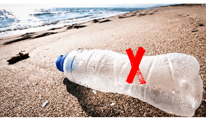 Plastic Free | Lixouri Bay Beach Club