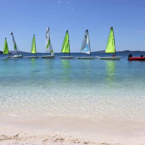 Dinghy Sailing Holidays