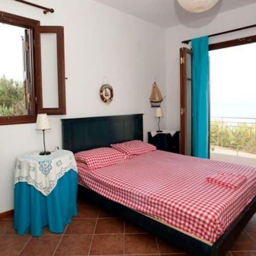 Aspasia Beach House Double Bedroom