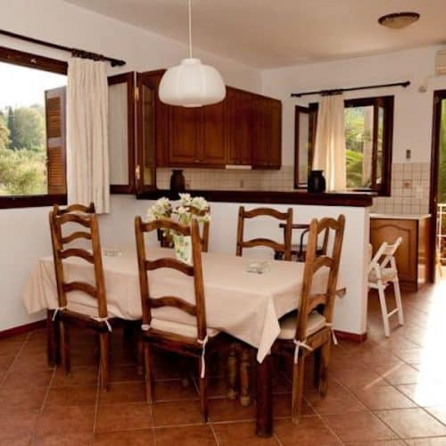 Aspasia Beach House Kitchen